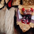 Royalty-Free Stock Photo: Barong Mask Bali