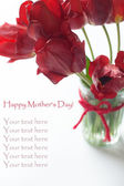 Bouquet voor Happy Mother's Day — Stockfoto
