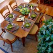 Dining table — Stockfoto #6427159