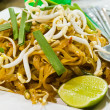 Traditional Padthai — Stock Photo