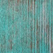 Stock Photo: Green woodgrain
