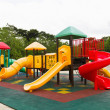 Colorful children's playground — Stock Photo #5937803
