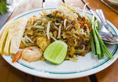 Pad Thai2 — Stock Photo