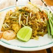 Pad Thai - Stock Photo