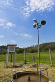 Anemometer station 3 — Stock Photo