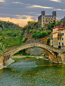 Village of Dolceacqua — Stock Photo