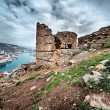 Ruined castle — Stock Photo #5609209