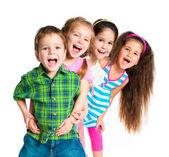 Küçük çocuklar — Stok fotoğraf