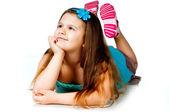 Little girl — Foto Stock