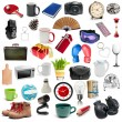 Set of different objects — Stock Photo #5981635