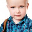Little boy — Stock Photo #6095468