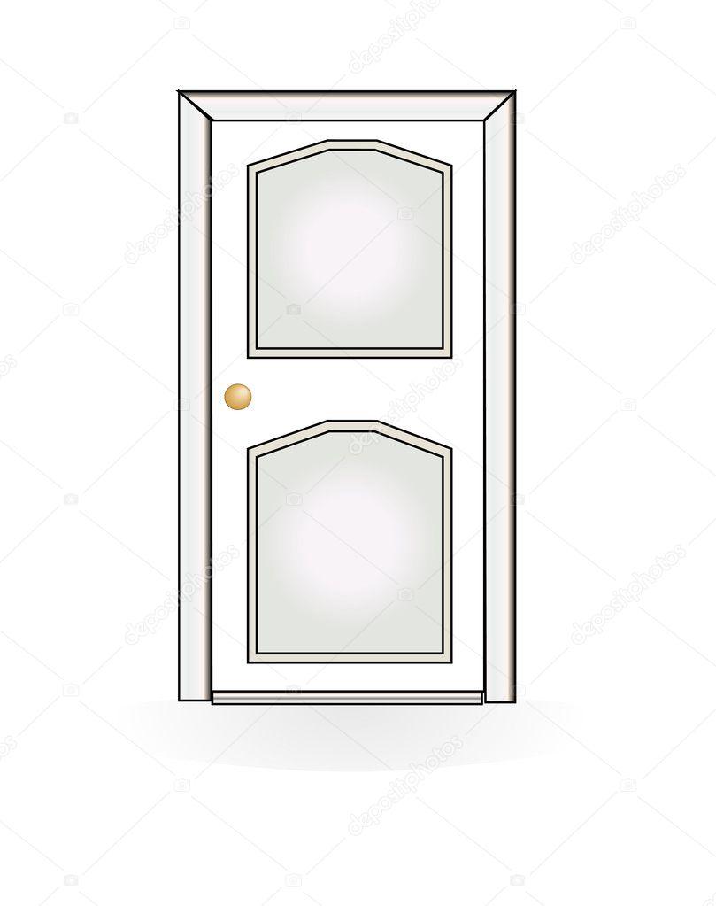 Дверь раскраска распечатать