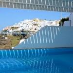 Whirlpool im Hotel - Imerovigli - Santorin - Griechenland — Stock Photo #6453409
