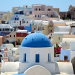 Oia - Santorin - Griechenland - Stock Photo