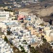 Fira - Santorin - Griechenland - Stock Photo