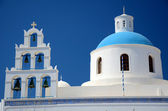 Kirche in Oia - Santorin - Griechenland — Stock Photo