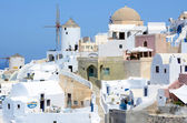 Oia - Santorin - Griechenland — Stock Photo