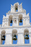 Glockenturm - Santorin - Griechenland — Stock Photo