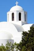 Kapelle in Imerovigli - Santorin - Griechenland — Stock Photo