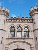 Lisbon prison — Stock Photo