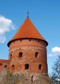 Trakai Island Castle — Stock Photo