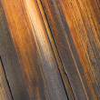 Cedar plank background - Stock Photo