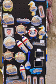 Croatian souvenirs — Stock Photo