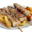 Souvlaki — Stock Photo #5473582