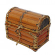Bamboo Chest — Stock Photo
