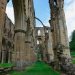 Abbey of Rievaulx — 图库照片