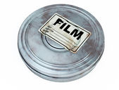 Film can — Stock Photo