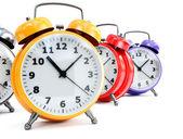Traditional alarm clock — Stock Photo