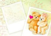 Teddy bear 01 — Stock Photo