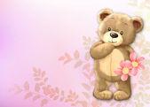 Teddy bear 02 — Stock Photo