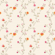 Seamless pattern 1105-013 — Stock Photo