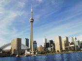 Toronto's Skyline — Zdjęcie stockowe