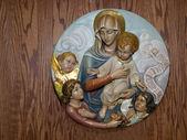 Katolicki ornament — Zdjęcie stockowe