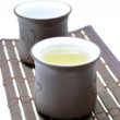 Close-up chinese tea cup - Stock Photo