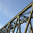 Close-up railway bridge — Stock Photo #5417530