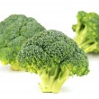 Fresh broccoli background — Stock Photo #5543897