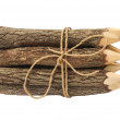 Stock Photo: Thai wooden pencils