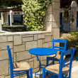 Traditional greek tavern — Stock Photo #5982125
