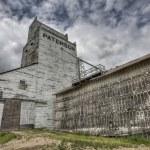 Prairie Grain Elevator — Stock Photo #5997010