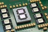 Electronic board — Stockfoto