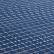 Stock Photo: Close up on photovoltaic panel