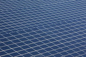 Close up on photovoltaic panel — Stock Photo