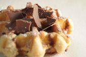 Waffles de Liege — Stock Photo