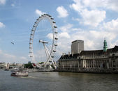 Ojo de Londres — Foto de Stock