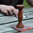 Playing game — Stock Photo #6678814