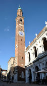 Basilica Palladiana in Vicenza — Stock Photo